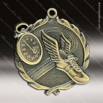 Medallion Wreath Series Track Cross Country Medal Track Running Medals