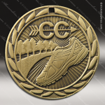 Medallion Iron Series Track Cross Country Medal Track Running Medals
