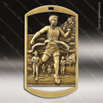 Medallion Dog Tag Series Track Cross Country Medal Track Running Medals