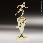 Trophy Builder - Track Riser - Example 1 Track Trophy Awards