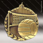 Medallion Millennium Series Volleyball Medal Volleyball Medals