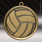 Medallion Mega Sereis Volleyball Medal Volleyball Medals