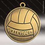 Medallion M90/M91 Series Volleyball Medal Volleyball Medals