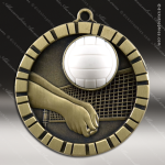 Medallion 3D IM Series Volleyball Medal Volleyball Medals