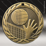 Medallion Iron Series Volleyball Medal Volleyball Medals