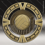 Medallion BG Series Volleyball Medal Volleyball Medals