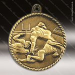 Medallion High Relief Series Wrestling Medal Wrestling Medals