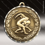 Medallion Diamond Edge Series Wrestling Medal Wrestling Medals