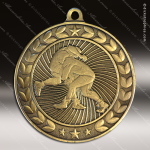 Medallion Illusion Series Wrestling Medal Wrestling Medals