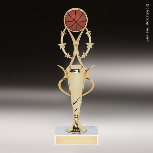 Customize Your Own Riser Trophies