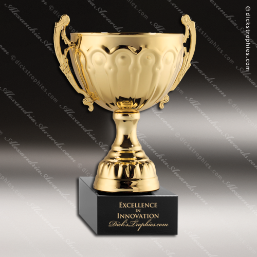 Cup Trophy Premium Gold Series Loving Cup Award Dick's